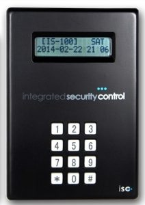 Legacy Door Access System Controllers   Elid Technology International Pte. Ltd   Elid Technology IS 100 200 400 400L Dimensions 152x106x36