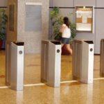 Flap Barrier Pedestrian Gate | Elid Technology International Pte. Ltd | Elid Technology 6 1 Flap Barrier