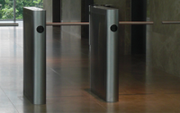 Drop-Arm Barrier Pedestrian Gate   Elid Technology International Pte. Ltd   Elid Technology drop arm feature