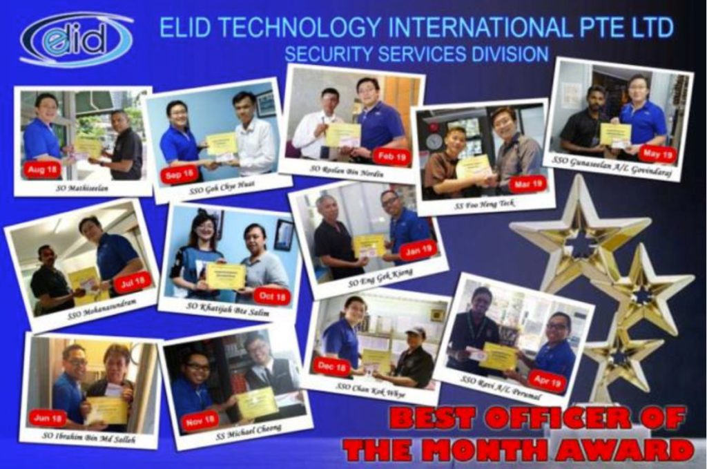 Security Manpower Services | Elid Technology International Pte. Ltd | Elid Technology elid security 02
