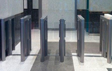 Pedestrian Gate   Elid Technology International Pte. Ltd   Elid Technology swing gate 02