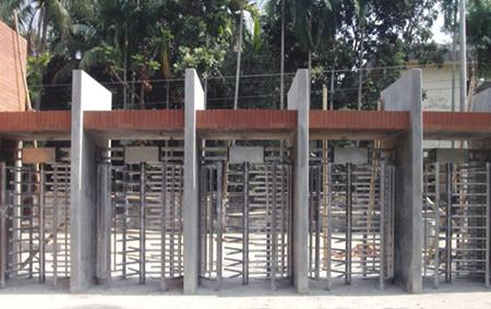Pedestrian Gate   Elid Technology International Pte. Ltd   Elid Technology elid full height turnstile 01
