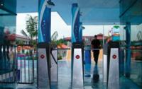 Half Height Tripod Turnstile | Elid Technology International Pte. Ltd | Elid Technology elid pedestrian gate 01